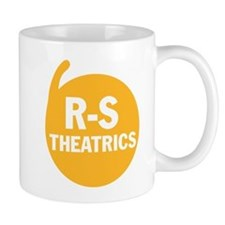 R-S Theatrics Yellow Small Mug
