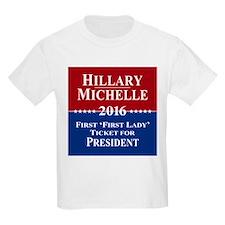 Hillary Clinton / Michelle Obama 2016 T-Shirt