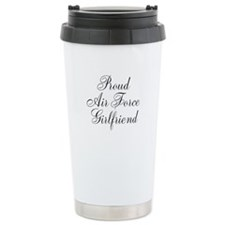 Air force Girlfriend Travel Mug