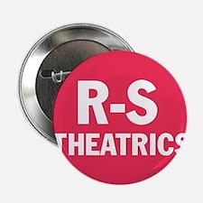 """R-S Theatrics Logo Red 2.25"""" Button"""