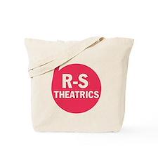 R-S Theatrics Logo Red Tote Bag