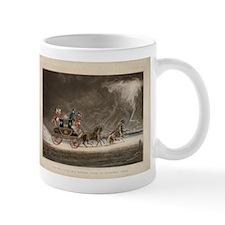 Mailcoach in a Storm Mug