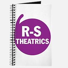 R-S Theatrics Logo Purple Journal