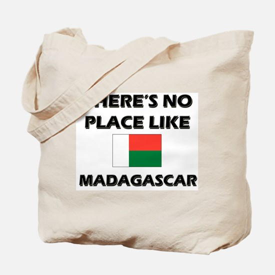 There Is No Place Like Madagascar Tote Bag