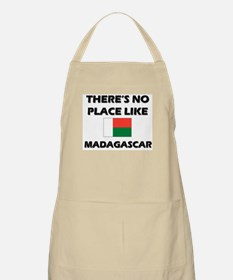 There Is No Place Like Madagascar BBQ Apron