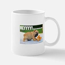 Heyyy! Don't Crowd me, Bro! Mug
