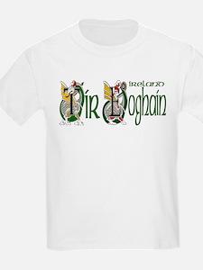 Tyrone Dragon (Gaelic) Kids T-Shirt