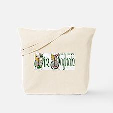 Tyrone Dragon (Gaelic) Tote Bag