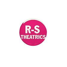 R-S Theatrics Pink Mini Button