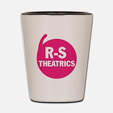 R-S Theatrics Pink Shot Glass