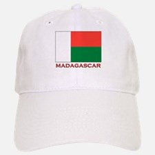 Madagascar Flag Merchandise Baseball Baseball Cap