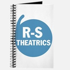 R-S Logo Blue Journal