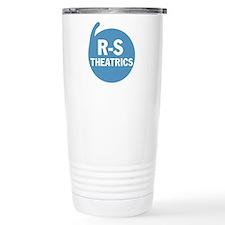 R-S Logo Blue Travel Mug