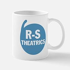 R-S Logo Blue Mug