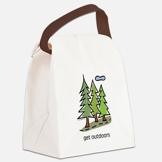get-outdoors.jpg Canvas Lunch Bag