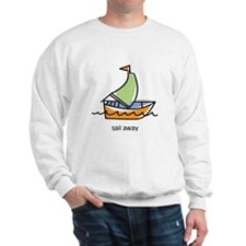sail-away.jpg Sweatshirt
