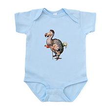 Alice's Dodo Bird in Wonderland Infant Bodysuit