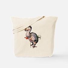Alice's Dodo Bird in Wonderland Tote Bag