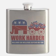 Work Harder Flask
