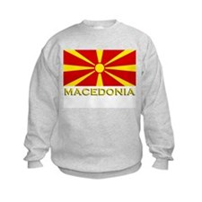 Flag of Macedonia Sweatshirt