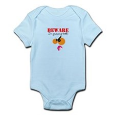Growing Teeth Infant Bodysuit