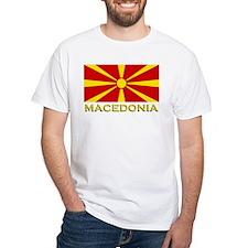 Macedonia Flag Merchandise Shirt