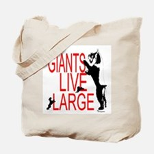 giant stands Tote Bag