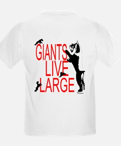 giant stands Kids T-Shirt