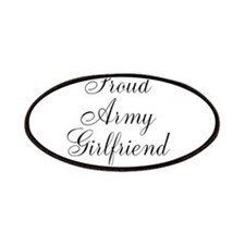 Army Girlfriend Patches