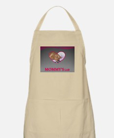 MOMMY'S LAB 2 Apron