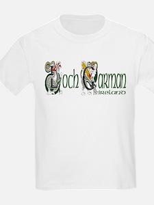 Wexford Dragon (Gaelic) Kids T-Shirt