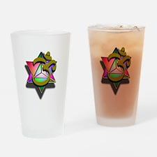 MerKaBa Om LightBody Drinking Glass