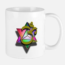 MerKaBa Om LightBody Mug