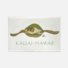 Sea Turtle Rectangle Magnet