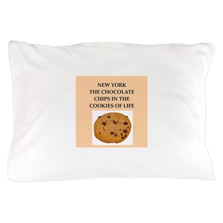 Chip Gifts Chip Kids Accessories Newyork Pillow Case