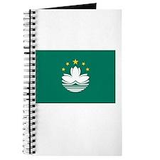 Macau Flag Picture Journal