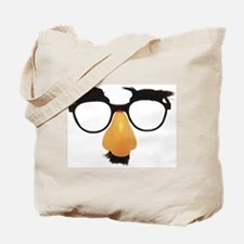 Groucho Marx Moustache Glasses Tote Bag