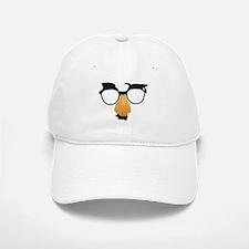 Groucho Marx Moustache Glasses Baseball Baseball Cap