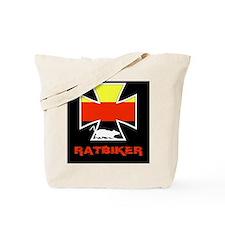 Rat biker Germany Tote Bag