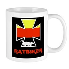 Rat biker Germany Mug