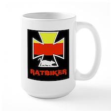 Rat biker Germany Mug