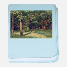 Ivan ShishkinThe Forest Clearing baby blanket