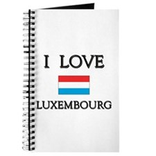 I Love Luxembourg Journal