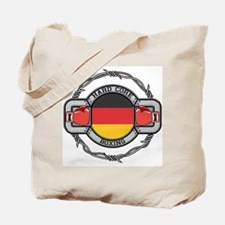 Germany Boxing Tote Bag