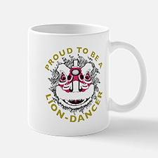 Hok San Lion Dance Mug