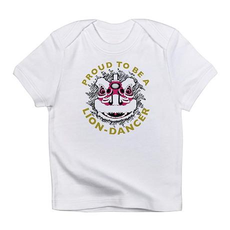 Hok San Lion Dance Infant T-Shirt
