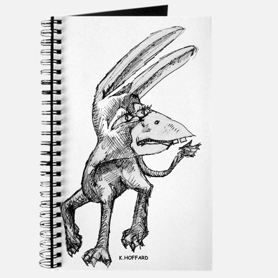 Donkey bird Journal