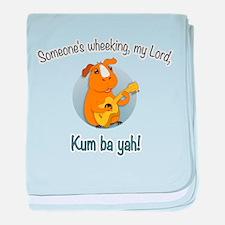 Kumbaya Guinea Pig baby blanket