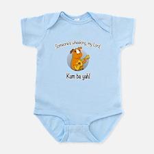 Kumbaya Guinea Pig Infant Bodysuit
