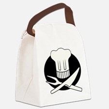 Pirate Chef Canvas Lunch Bag